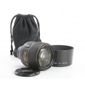 Nikon AF-S 1,4/105 E IF ED N (234714)