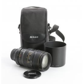 Nikon AF 4,5-5,6/80-400 VR ED D (234728)