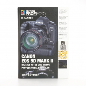 mitp Canon 5D Mark II Dirk Böttger I Edition Profi Foto Buch I ISBN: 9783826690679 (234700)
