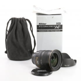 Nikon AF-S 4,0/12-24 G IF ED DX (234795)