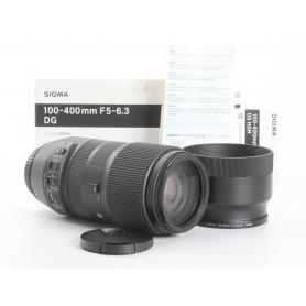 Sigma DG 5,0-6,3/100-400 OS HSM Contemporary C/AF (234936)