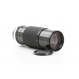 Sigma 4,0-5,0/75-250 Multi Coated Zoom für Canon FD (234960)