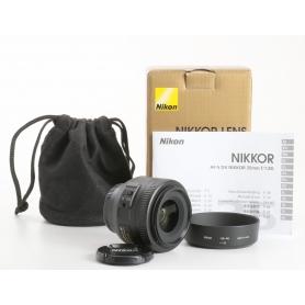 Nikon AF-S 1,8/35 G DX (234980)