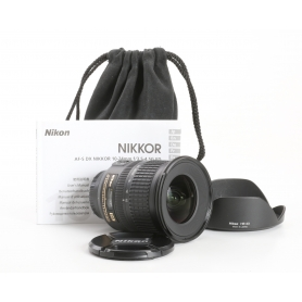 Nikon AF-S 3,5-4,5/10-24 G ED DX (234981)