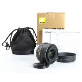 Nikon AF-S 1,8/35 G DX (234987)