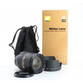 Nikon AF-S 3,5-5,6/18-200 IF ED VR DX (234999)