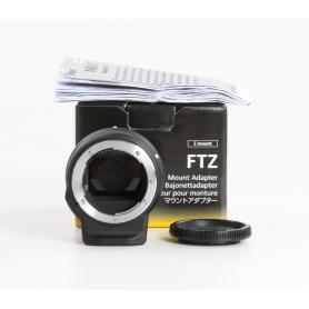 Nikon FTZ Z Mount Adapter Bajonettadapter (235191)