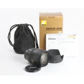 Nikon AF-S 3,5-5,6/16-85 G ED VR DX (235418)