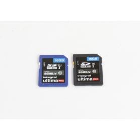 Ultima 2x SD Karten 16GB 80 MB/s PRO (235422)