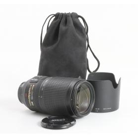 Nikon AF-S 4,5-5,6/70-300 G IF ED VR (235428)