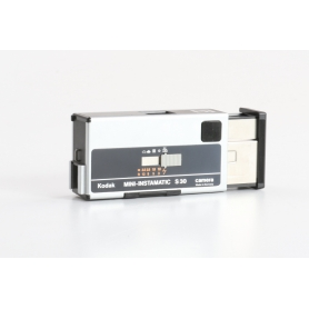 Kodak Mini Instamatic S 30 Camera (235385)
