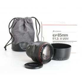 Canon EF 1,2/85 L USM II (235068)