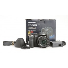Panasonic DMC FZ 200 (218452)