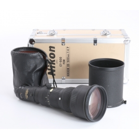 Nikon Ai/S 4,0/500 P IF-ED (235091)