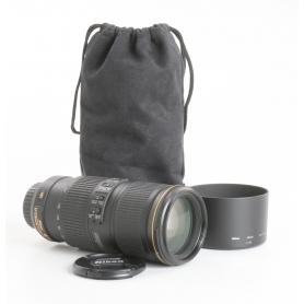 Nikon AF-S 4,0/70-200 G ED N VR (235095)