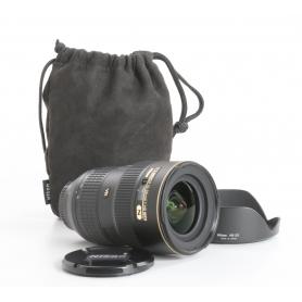 Nikon AF-S 4,0/16-35 G ED VR (235098)
