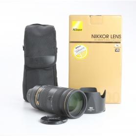 Nikon AF-S 2,8/70-200 E FL ED VR (235108)