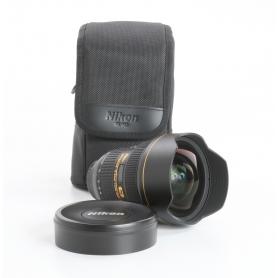 Nikon AF-S 2,8/14-24 G ED (235130)