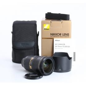 Nikon AF-S 2,8/24-70 G ED (235184)