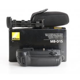 Nikon Hochformatgriff MB-D15 D7100 (235185)