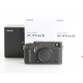 """Fujifilm X-Pro 3 DR Black """"Titanium"""" (235097)"""