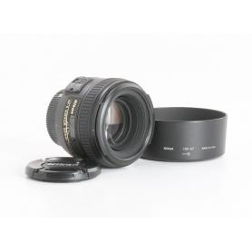Nikon AF-S 1,4/50 G (235099)
