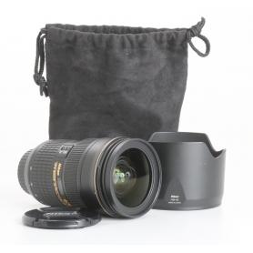 Nikon AF-S 2,8/24-70 G ED (235100)