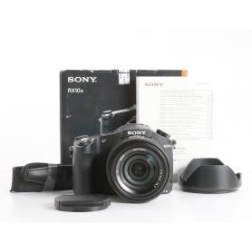 Sony Cyper-Shot DSC-RX10 Mark II mit Vario-Sonnar 2,8/8,8-73,3 (235116)