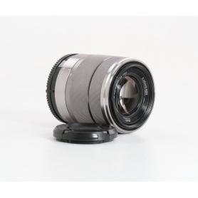 Sony E 3,5-5,6/18-55 OSS Silber E-Mount (235163)