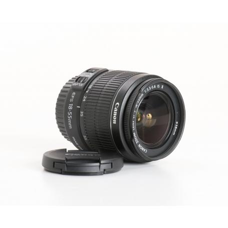 Canon EF-S 3,5-5,6/18-55 IS II (235445)