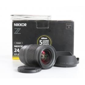 Nikon NIKKOR Z 1,8/24 S (235447)