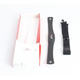 Polar 920135 Sender-Set Brustgurt T31 Sportbrustgurt Fitness-Tracker codiert schwarz (235471)