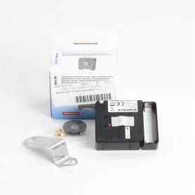 Basetech BT-1710338 Funk Uhrwerk Wanduhr Zeigerwellen L 14,5mm schleichend schwarz (235476)