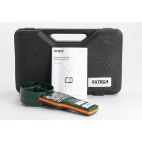 Extech AN300 Anemometer Messgerät Luftgeschwindigkeit Luftstrom Temperatur 0,2 bis 30m/s grün (235517)