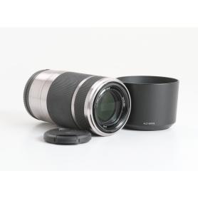 Sony AF 4,5-6,3/55-210 OSS Silber E-Mount (235553)