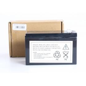 OEM RBC2 USV-Batterie USV-Anlagen-Akku Ersatzakku Blei-Vlies AGM Spezial-Akku (235495)