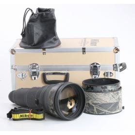 Nikon AF-S 4,0/600 IF ED D (235591)