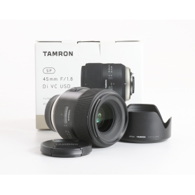 Tamron SP 1,8/45 DI VC USD für NI/AF (235588)