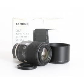 Tamron SP 2,8/90 Makro DI VC USD (F017) Ni/AF (235590)