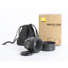 Nikon AF-S 1,4/50 G (235605)