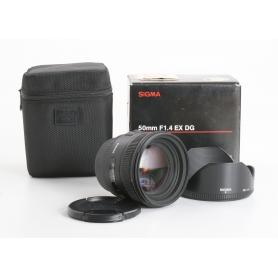 Sigma EX 1,4/50 DG HSM C/EF (235900)