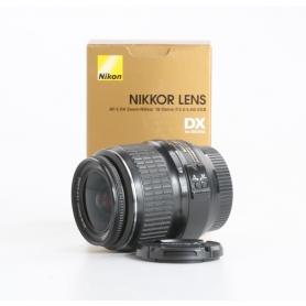 Nikon AF-S 3,5-5,6/18-55 G ED DX II (236020)