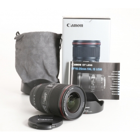 Canon EF 4,0/16-35 L IS USM (235704)
