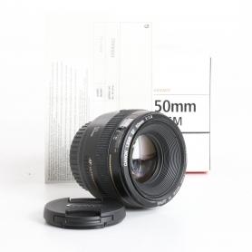 Canon EF 1,4/50 USM (235711)