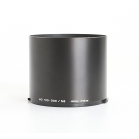 Minolta Gegenlichtblende Geli Blende 55mm für MD 100-300 5.6 (236110)