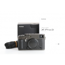 """Fujifilm X-Pro 3 DR Black """"Titanium"""" (235672)"""