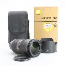Nikon AF-S 2,8/24-70 G ED N VR (235679)