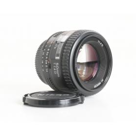 Nikon AF 1,4/50 D (235681)
