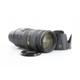 Nikon AF-S 2,8/70-200 G IF ED VR II (235683)