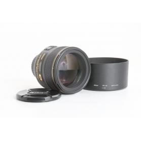 Nikon AF-S 1,4/85 G N (235689)